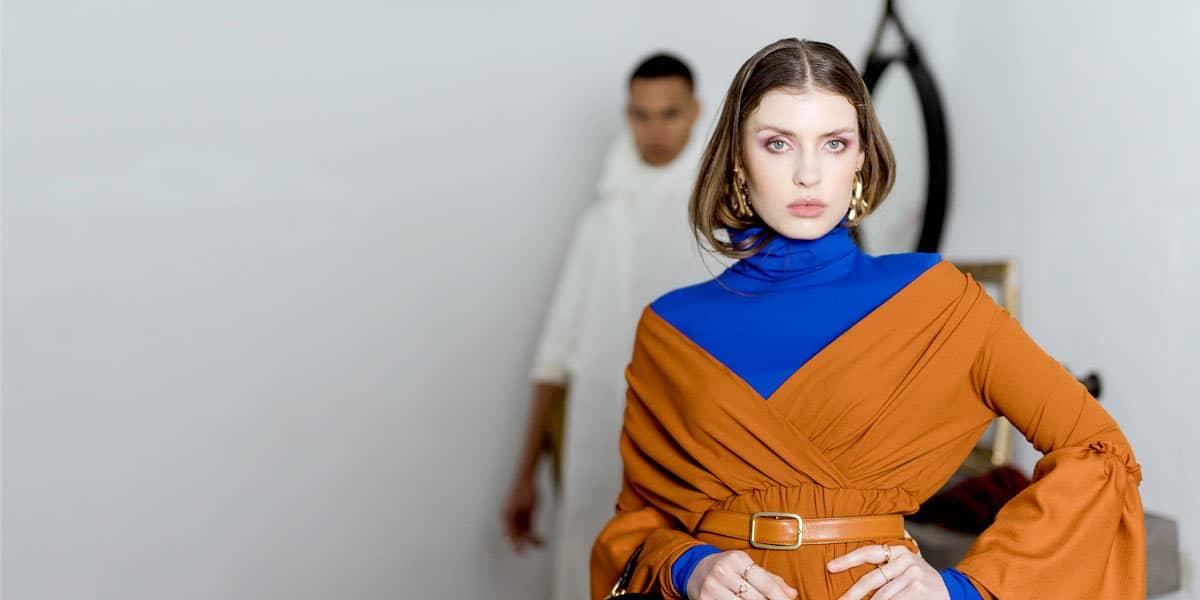 Fahmoda, deutsche Modeschule, Homepagefoto Modedesigner-Ausbildung, Ausbildung im Maßschneider- Handwerk, Modedesigner, Bachelor und BWL-Studium