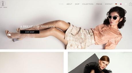 Fahmoda, deutsche Modeschule, Homepage Fahmoda Absolvent, Modedesigner-Ausbildung, Ausbildung im Maßschneider- Handwerk, Modedesigner, Bachelor und BWL-Studium