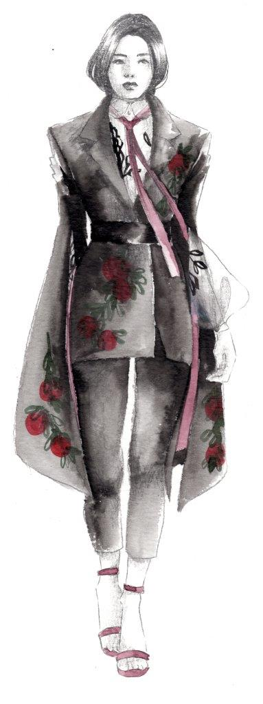 Fahmoda, deutsche Modeschule, Zeichnung – Fashion Design, Modedesigner-Ausbildung, Ausbildung im Maßschneider- Handwerk, Modedesigner, Bachelor und BWL-Studium