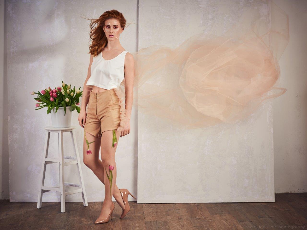 Fahmoda, deutsche Modeschule, Lookbookfoto, Modedesigner-Ausbildung, Ausbildung im Maßschneider- Handwerk, Modedesigner, Bachelor und BWL-Studium