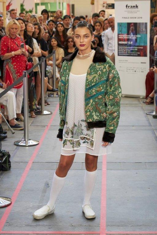 """Fahmoda Gewinnerinnen des Frankfurt Style Award 2019, Dorothee Ahrends mit """"NOSTALGIC INSPIRATION"""""""